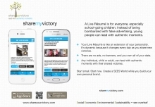 shareyourvictory and the individual